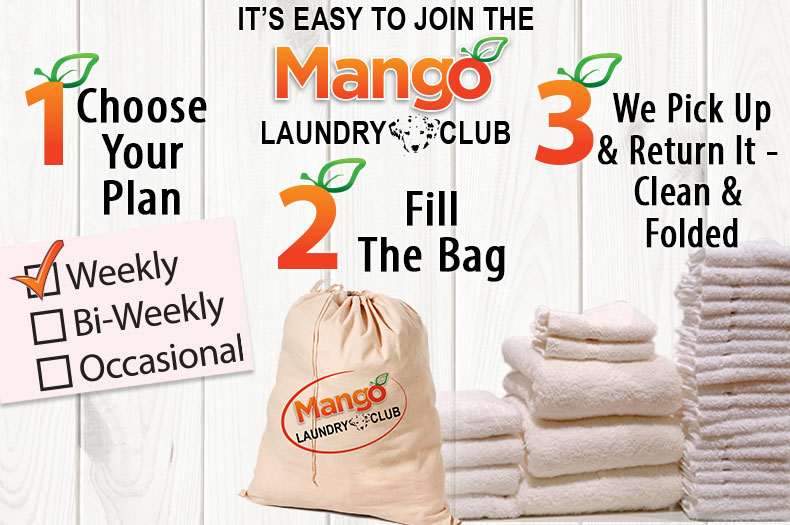 join the mango laundry club